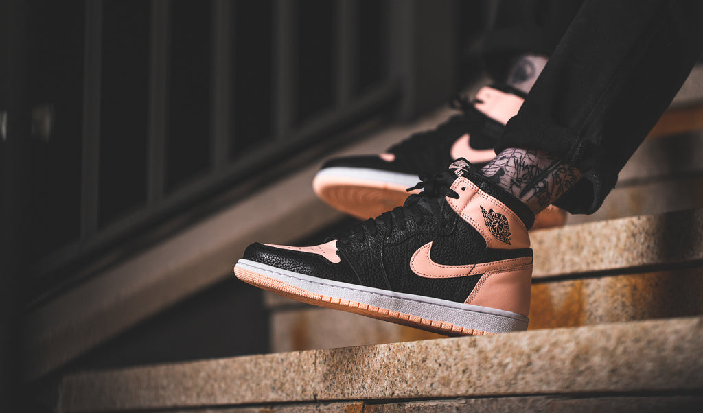 innovative design 48e7d fb463 As the once bare trees begin to add the first flowers of spring, Jordan  Brand adds to the seemingly endless list of Air Jordan 1 colorways this  beautifully ...