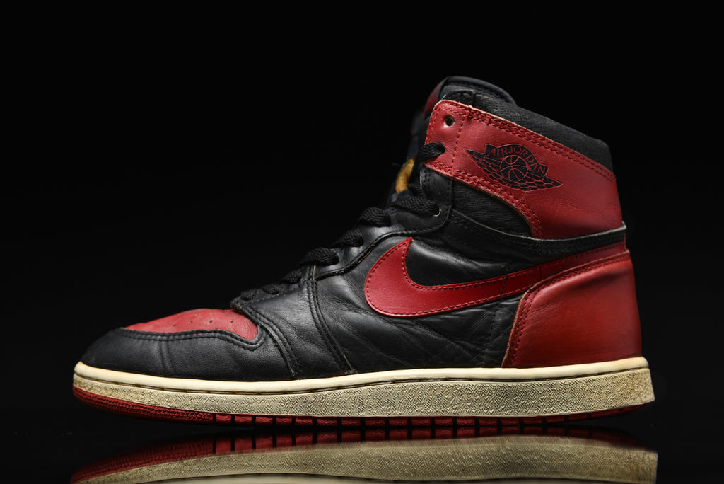 The original Air Jordan 1