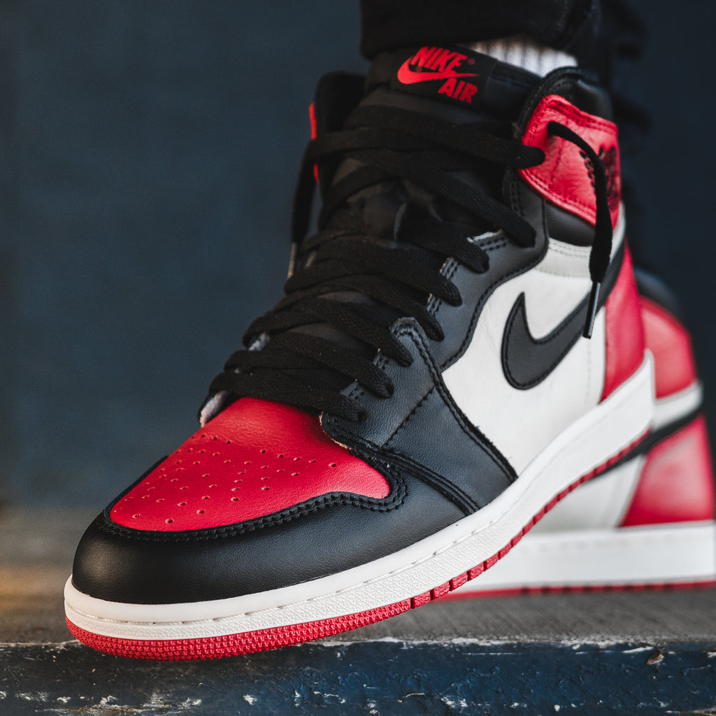new products 6db0e ae1cf Everyone loves a good mashup, and this week Jordan Brand is releasing what  could be greatest mashup of all time in the Air Jordan 1 High OG