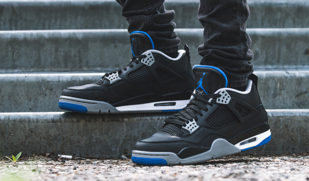 577c53bdc8b0 Jordan Brand is once again honoring Michael Jordan s love of motorcycle  racing with the release of the Air Jordan 4 Retro