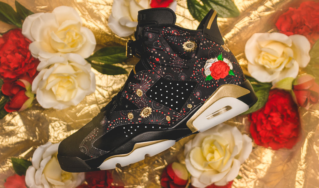 c99c362d4d70cb Jordan Brand celebrates the upcoming Chinese New Year with the visually explosive  Air Jordan 6 Retro