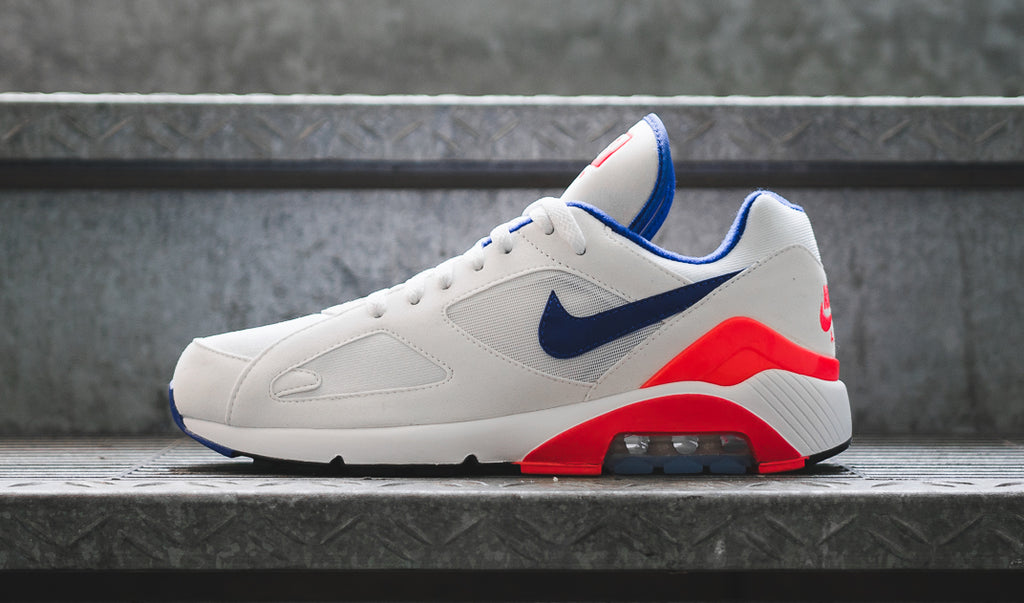 The Air Max 180 is back for the first time since 2013 in its OG
