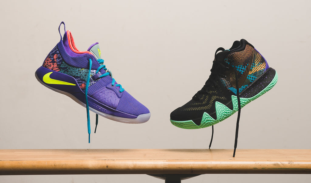 buy online 05343 03b0a NIKE MAMBA DAY RELEASES: KYRIE 4 & PG 2