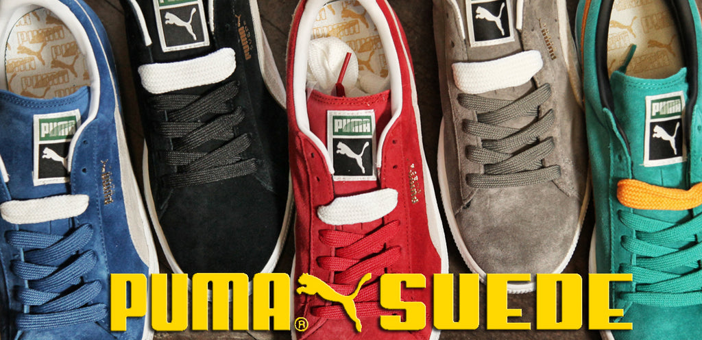 88ff1192120037 Puma Suede - A Revolution From Soul To Sole