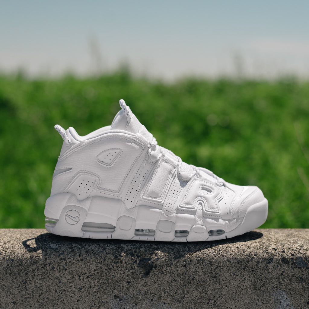 36280a35ea The Air More Uptempo is one of the hottest retro styles out right now, and  this