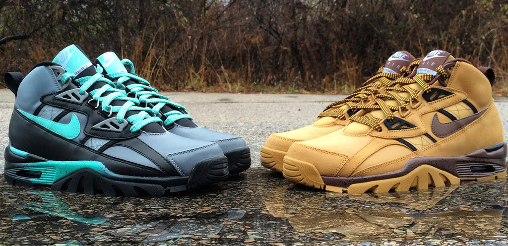 b1accacde36a6 NIKE AIR TRAINER SC HIGH SNEAKERBOOT. Written By Bob Babjak - December 26  2014. Style: 684713 - 001