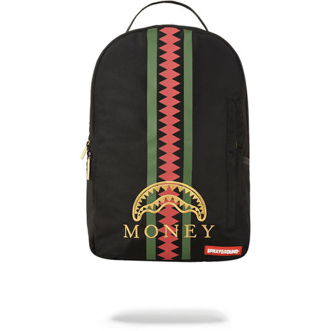 FLORENCE MONEY BACKPACK - BLACK