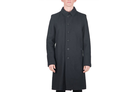 WOLL OFFICER`S TRENCHCOAT