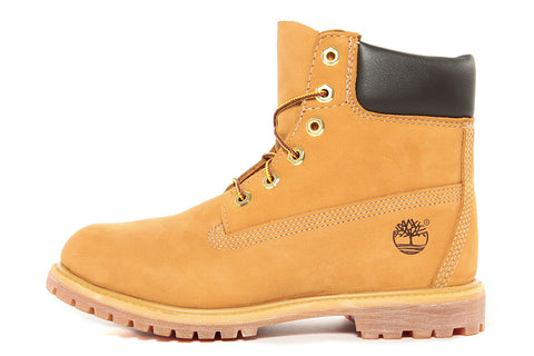 WATERPROOF 6 INCH PREMIUM BOOT (WMNS) - WHEAT