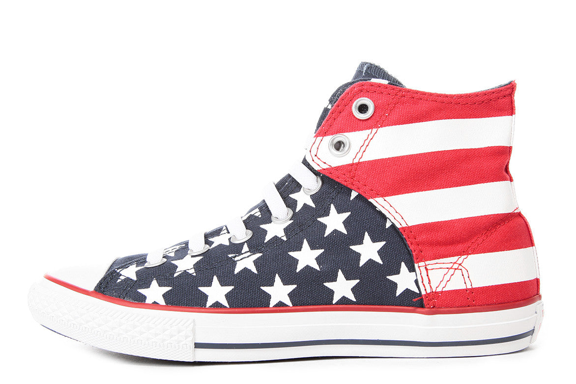 "converse Chuck Taylor All Star EASY SLIP (youth/junior) ""Old Glory"""