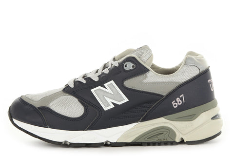 NEW BALANCE M587NV - NAVY/GREY/SILVER