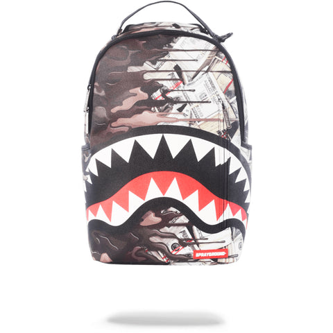 PSYCHO SHARK BACKPACK