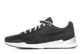 PUMA XS500 WOVEN - DARK SHADOW/BLACK/WHITE
