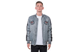 Men`s Nylon Tour Jacket - GREY