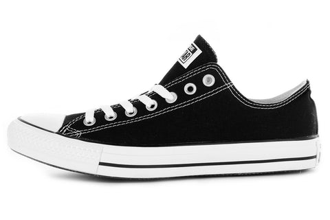 CONVERSE CHUCK TAYLOR ALL STAR OX  - BLACK