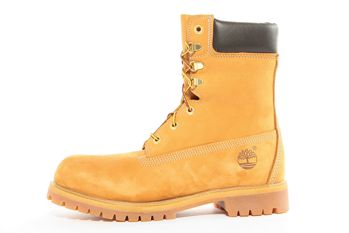 WATERPROOF 8 INCH PREMIUM BOOT - WHEAT