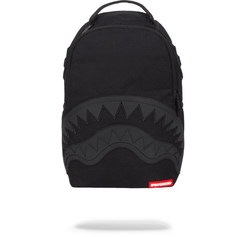 GHOST RUBBER SHARK BACKPACK - BLACK