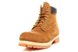 WATERPROOF 6 INCH PREMIUM BOOT - RUST