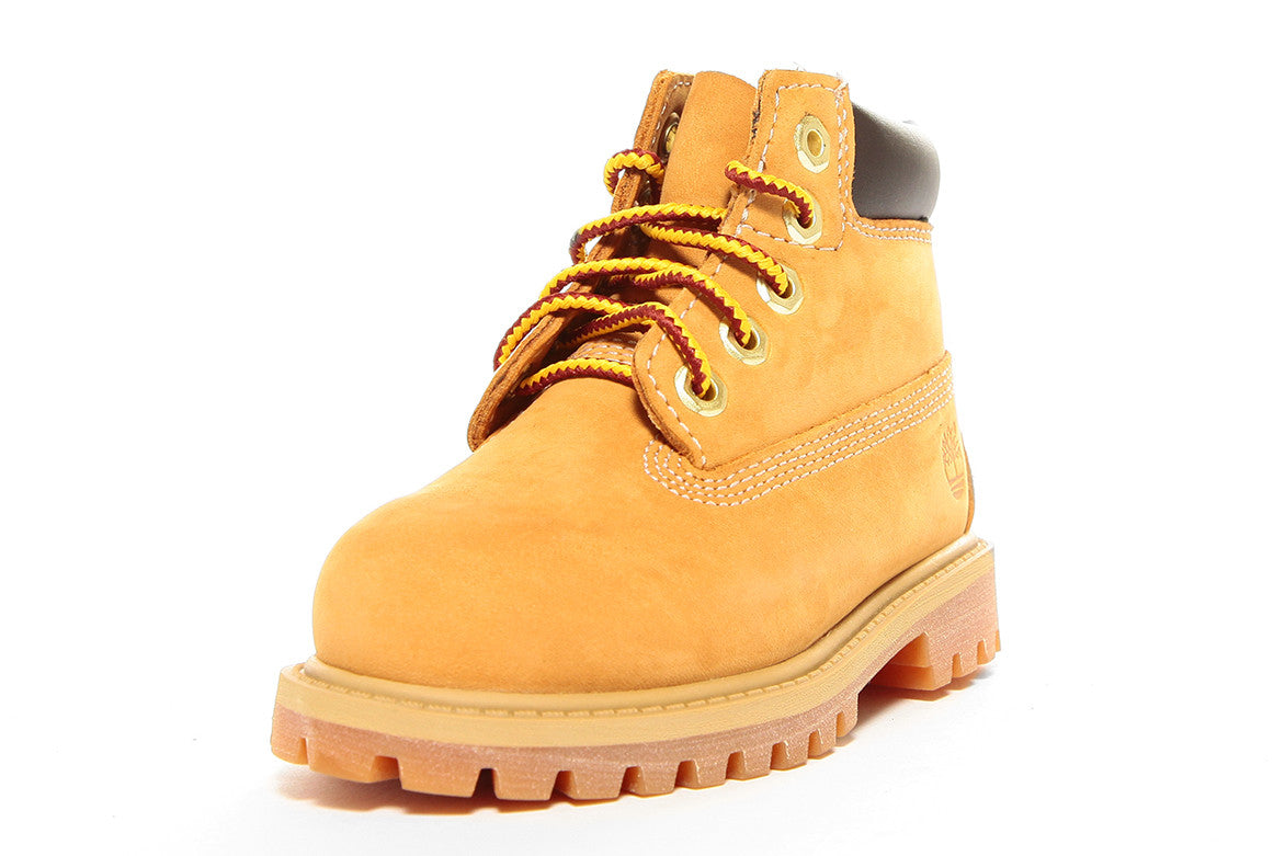 WATERPROOF 6 INCH PREMIUM BOOT (TODDLER) - WHEAT