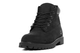 WATERPROOF 6 INCH PREMIUM BOOT (JUNIOR) - BLACK