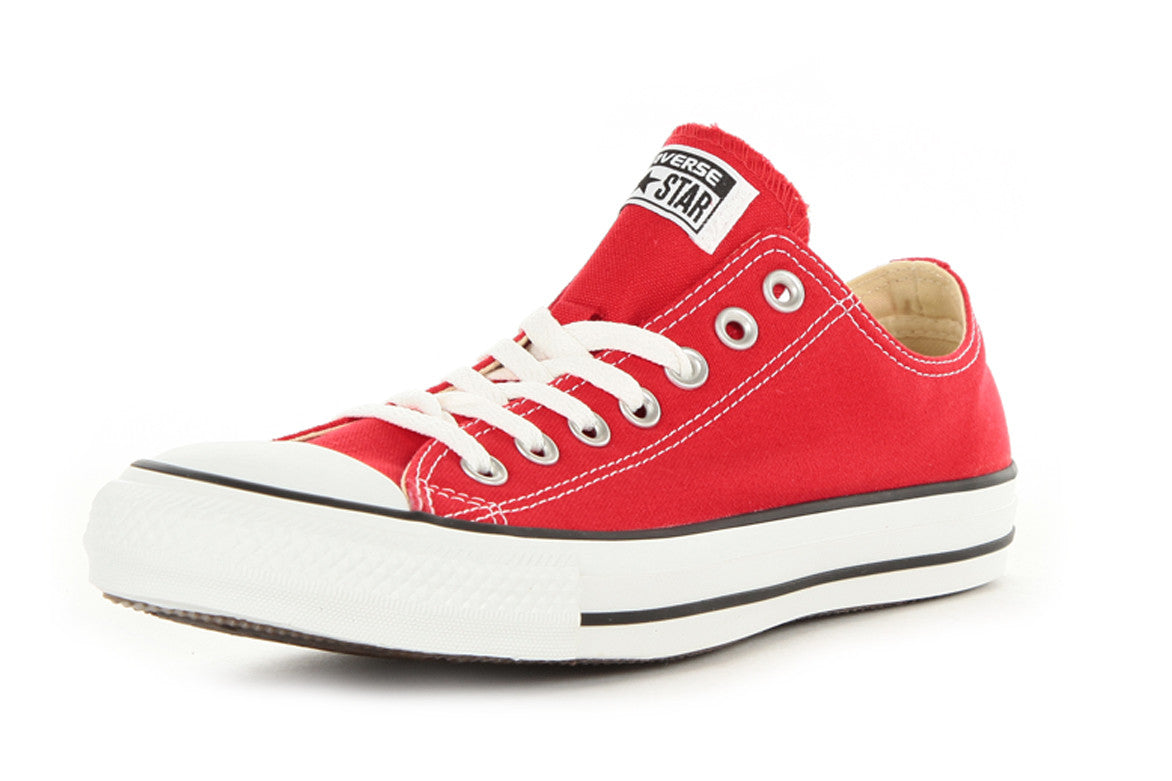 CONVERSE CHUCK TAYLOR ALL STAR OX - RED