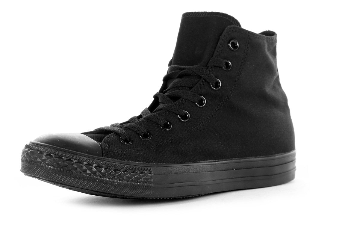 CONVERSE CHUCK TAYLOR ALL STAR HI - BLACK MONO
