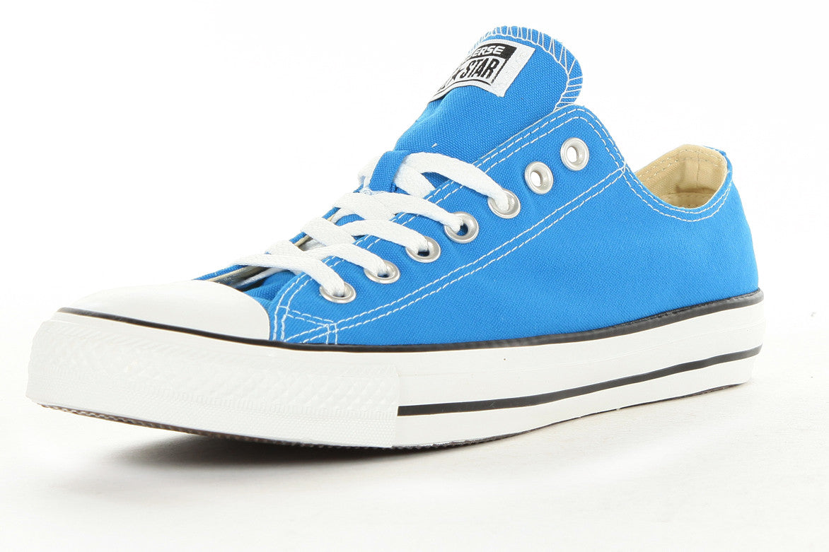 CONVERSE CHUCK TAYLOR ALL STAR OX - ELECTRIC BLUE