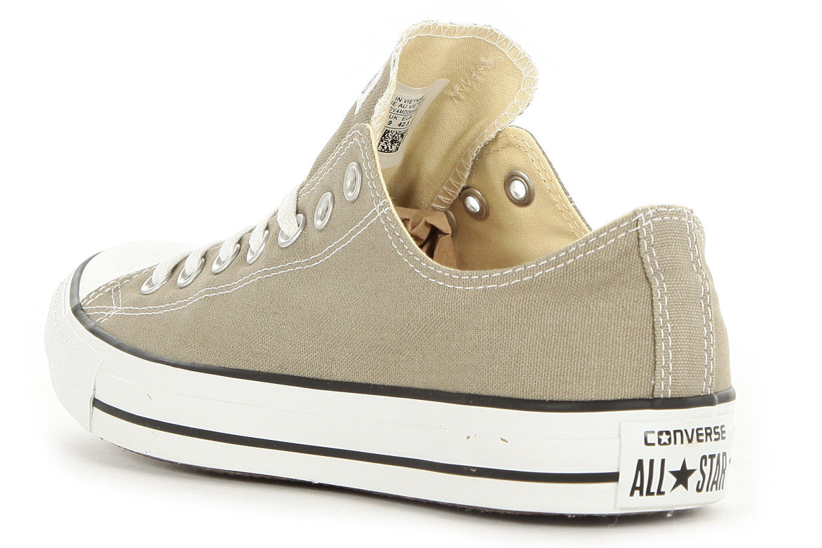 CONVERSE CHUCK TAYLOR ALL STAR OX - OLD SILVER