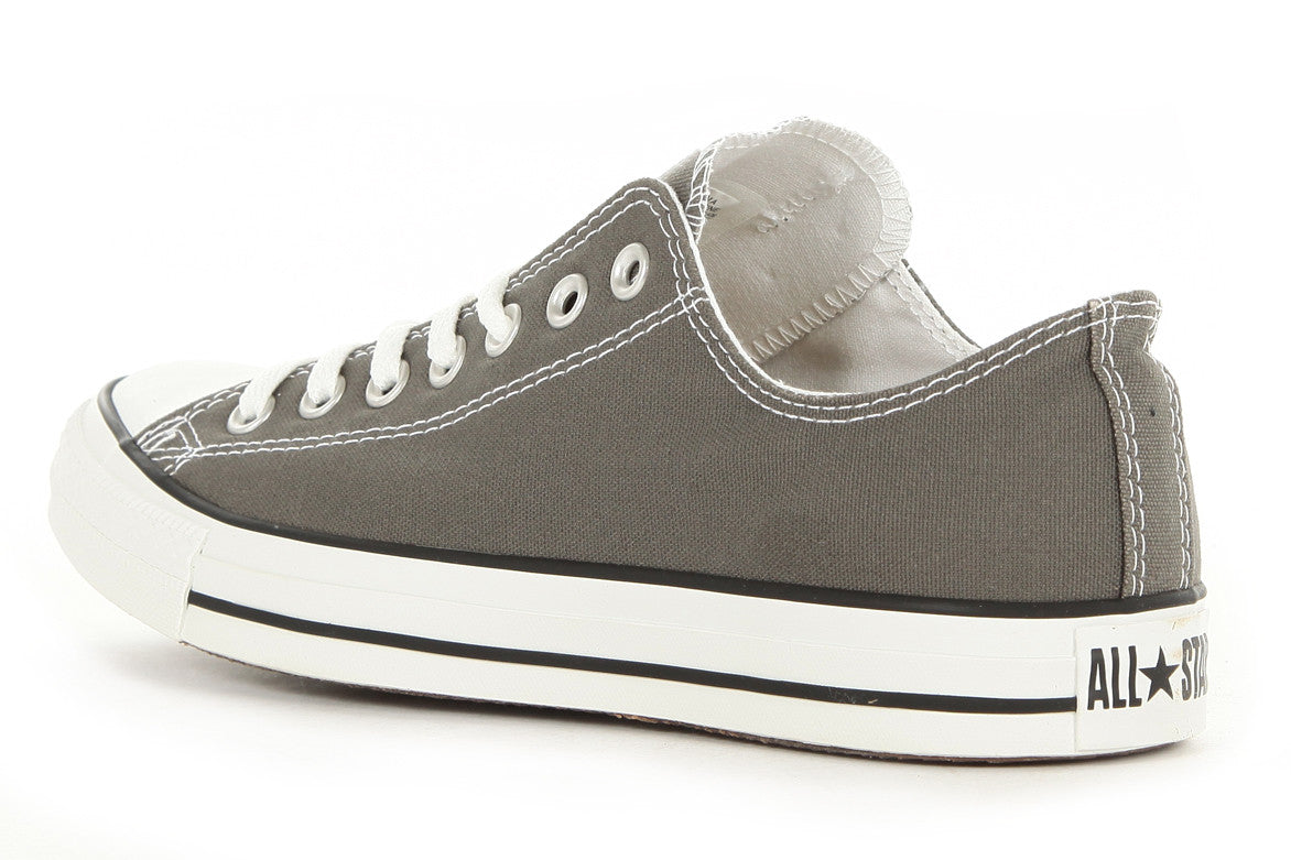 CONVERSE CHUCK TAYLOR ALL STAR OX - CHARCOAL