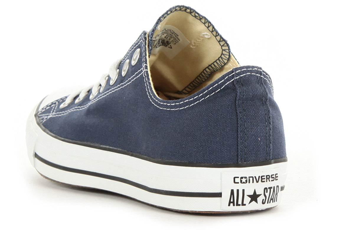 CONVERSE CHUCK TAYLOR ALL STAR OX - NAVY