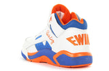 EWING WRAP MID - WHITE/BLUE/ORANGE