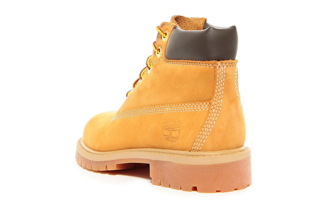 WATERPROOF 6 INCH PREMIUM BOOT (YOUTH) - WHEAT