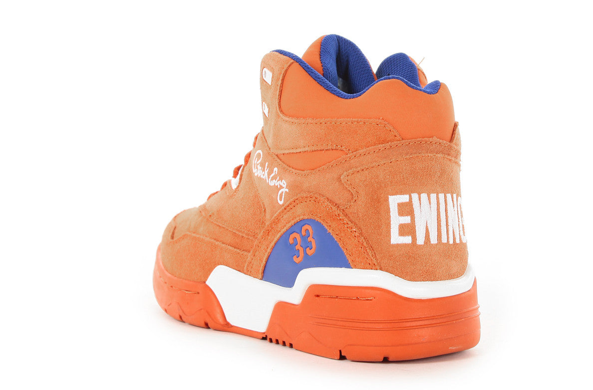 EWING GUARD - ORANGE/WHITE/BLUE