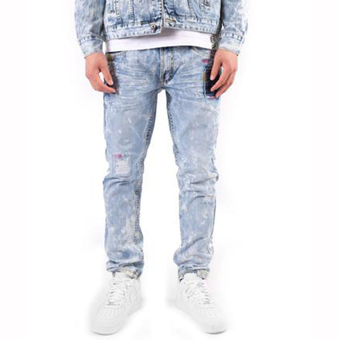 PEGASUS JEAN -  LIGHT STONE WASH