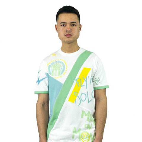 LONESOME TEE - WHITE