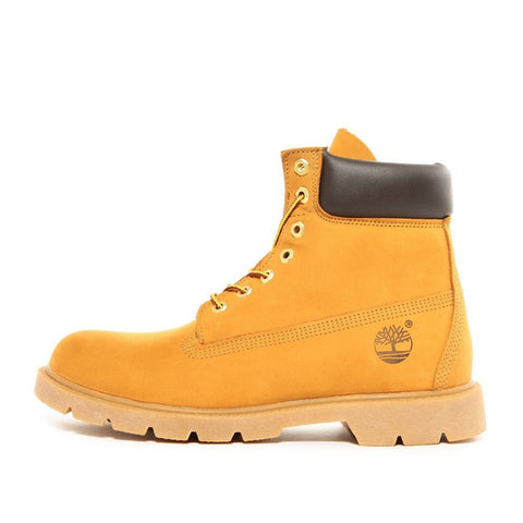 "6"" BASIC WATERPROOF BOOT - WHEAT NUBUCK"