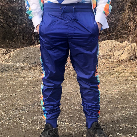 AWARD TOUR TRACK PANTS - ROYAL BLUE