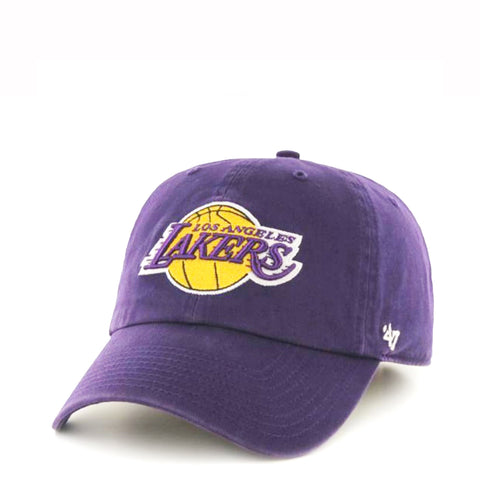 LAKERS DAD HAT - PURPLE