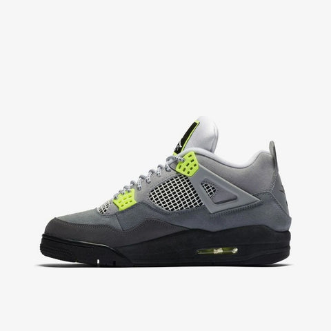 "AIR JORDAN 4 RETRO SE ""95 NEON"" (GS)"