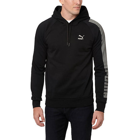 EVO CORE HOODY FL - BLACK