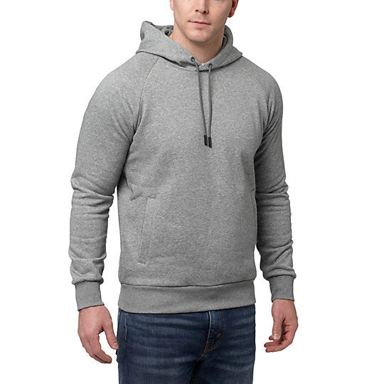 EVO CORE HOODY FL - GREY