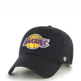 LAKERS DAD HAT  - BLACK