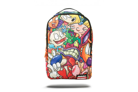 NICKELODEON 90'S PILEUP BACKPACK