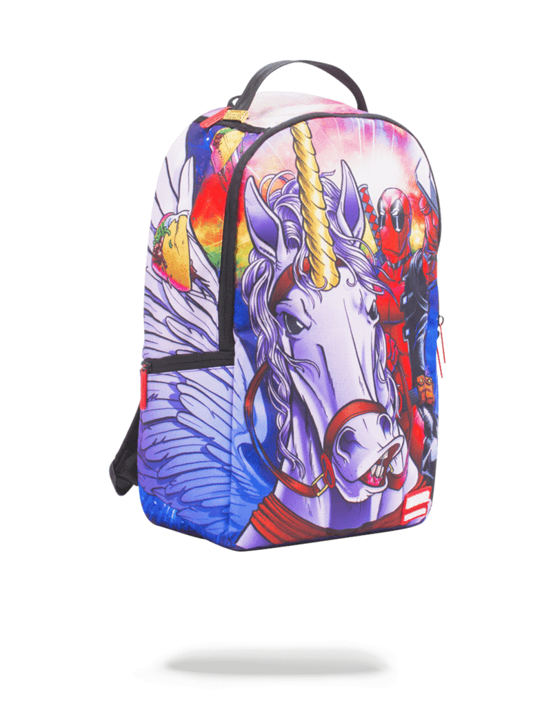 DEADPOOL UNICORN BACKPACK