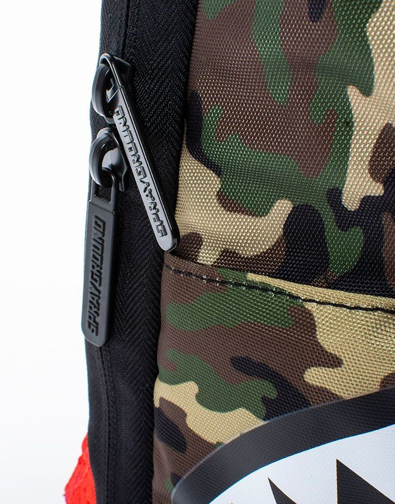 ONE STRAP SIDE SHARK - CAMO