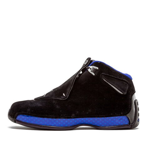 "AIR JORDAN 18 RETRO OG  ""BLACK / SPORT ROYAL"""