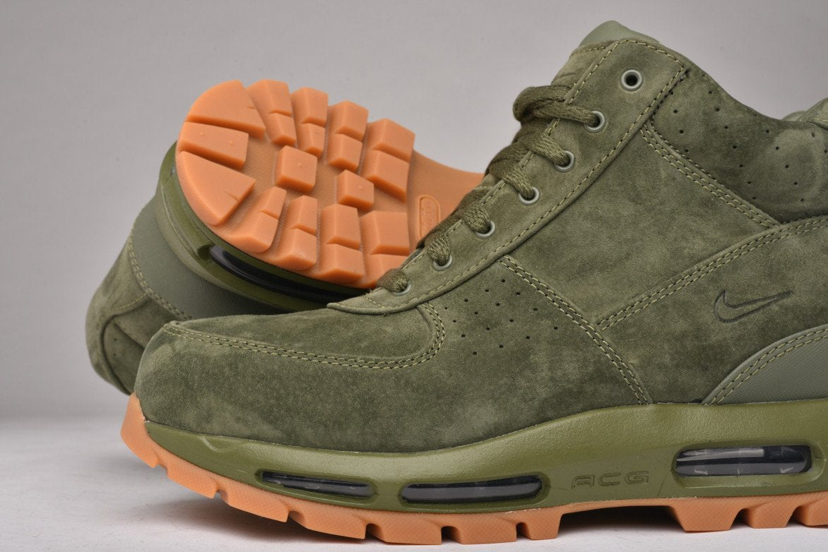 AIR MAX GOADOME SUEDE - ARMY OLIVE