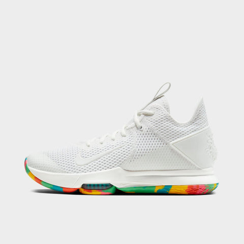LEBRON WITNESS IV - SUMMIT WHITE / MULTI