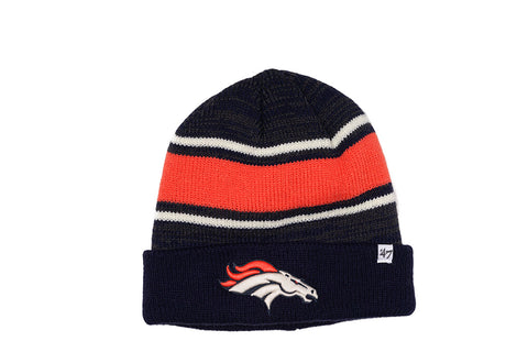 FAIRFAX CUFF KNIT HAT - BRONCOS