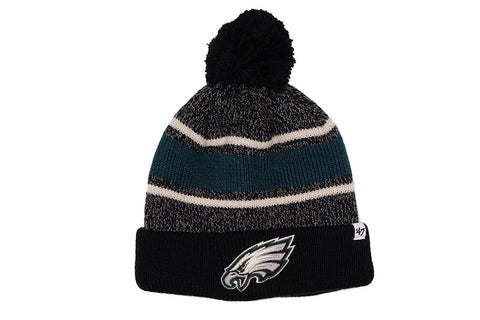 FAIRFAX CUFF KNIT HAT - EAGLES
